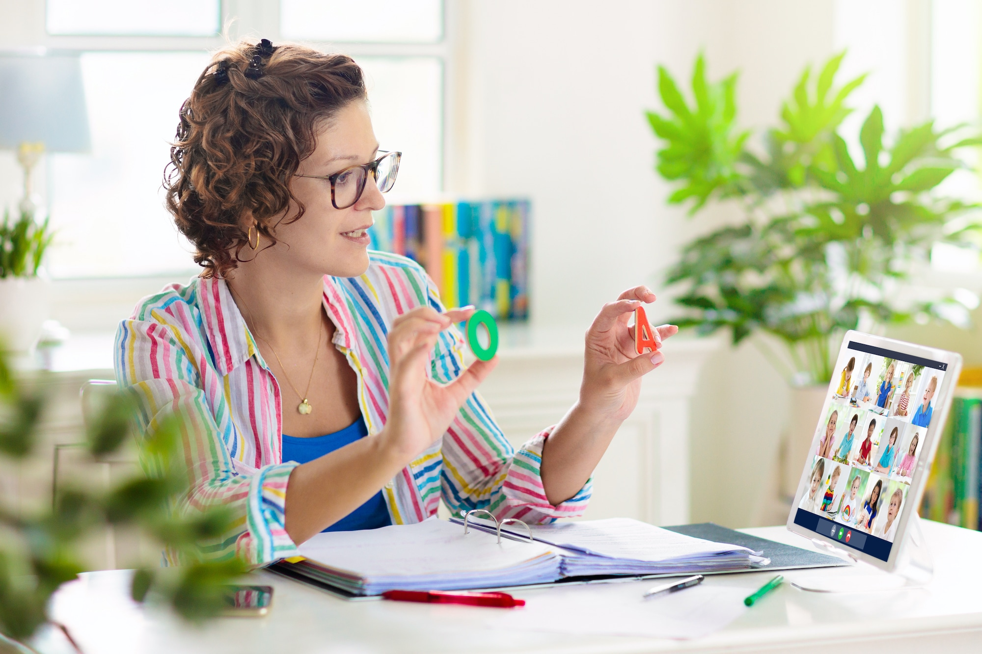 Zoom Best Practices for Teachers at Virtual Academies